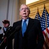 El republicano McConnell se opone a crear comisión para investigar el asalto a Capitolio