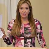 Evelyn Vázquez Nieves representa a Puerto Rico en la  'II Cumbre Mundial de Mujeres'