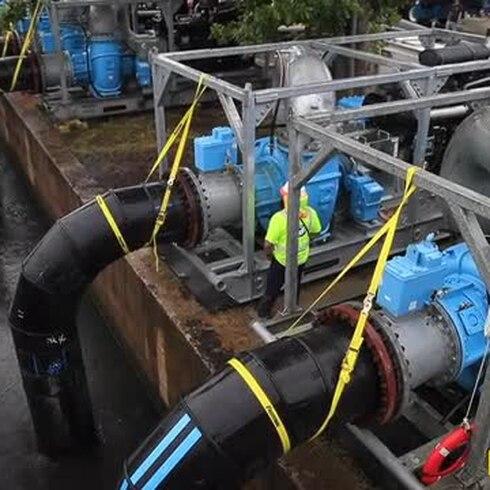 Cataño tiene un nuevo sistema para combatir las inundaciones