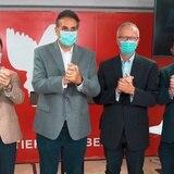 Conny Varela da positivo a coronavirus y líderes populares corren a hacerse la prueba