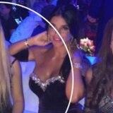 """¿Shakira """"recicló"""" vestido para boda de Messi?"""