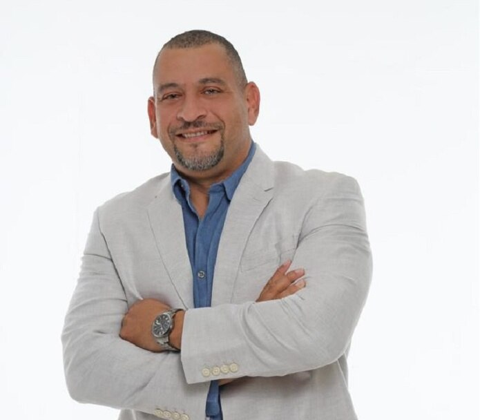 "Miguel ""Ricky"" Méndez Pérez, alcalde de Isabela."