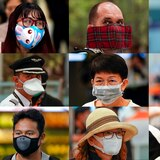¿Las mascarillas contra el coronavirus protegen?