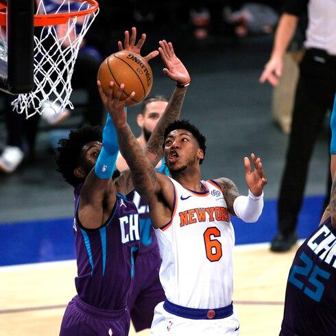 Los Knicks de Nueva York siguen calientes