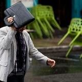 Vaguada causará lluvia durante todo el día
