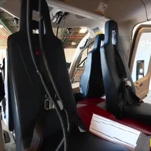 Investigan helicóptero que compró Salud y no funciona