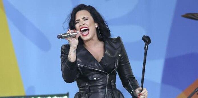 El próximo 20 de agosto Demi Lovato cumplirá 26 años. (AP)