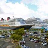 Más de 18,000 pasajeros de cruceros llegan hoy a San Juan