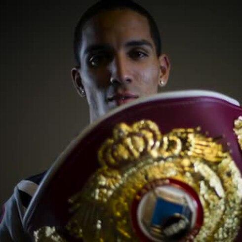Entrevista al boxeador Manny Rodríguez