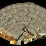 Nave china inicia el regreso a Tierra con rocas lunares