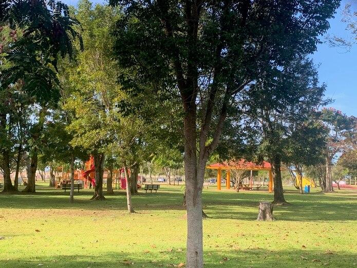 El Barceloneta Pet Park es parte del Complejo Recreativo Villa Georgetti, el cual ofrece distintas áreas de recreación pasiva.