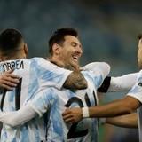 Una final 'mundial' entre Argentina y Brasil en la Copa América