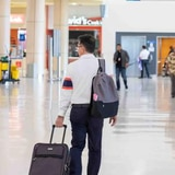 Opera con normalidad el aeropuerto Luis Muñoz Marín