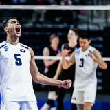 Gabriel García y BYU pierden el campeonato del voleibol NCAA