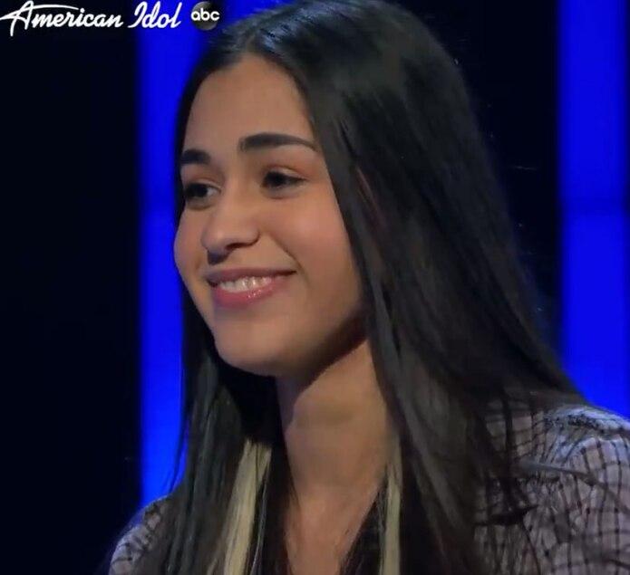 Alanis Sophia en American Idol