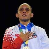 Ashleyann Lozada se corona con el oro en boxeo peso gallo
