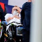 Christian Eriksen seguirá hospitalizado