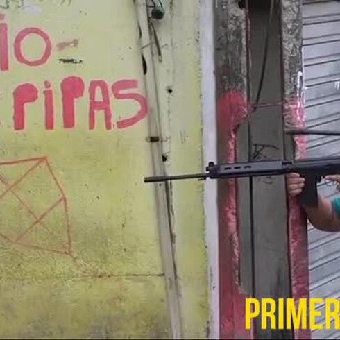 Rampante la violencia en las favelas a días de las Olimpiadas