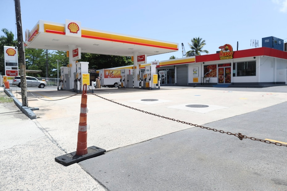 Según la Asociación de Detallistas de Gasolina, tras elparo de camioneros, los abastos de combustible en los puestos de gasolina se han ido agotando al punto que ya en muchos lugares no queda nada disponible.