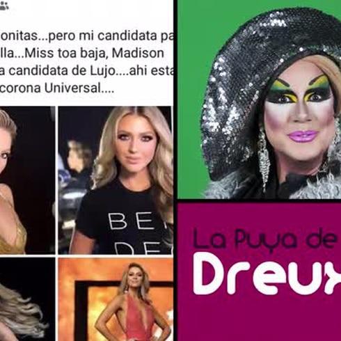¡Miss Universe Puerto Rico 2019 ya está planchao!