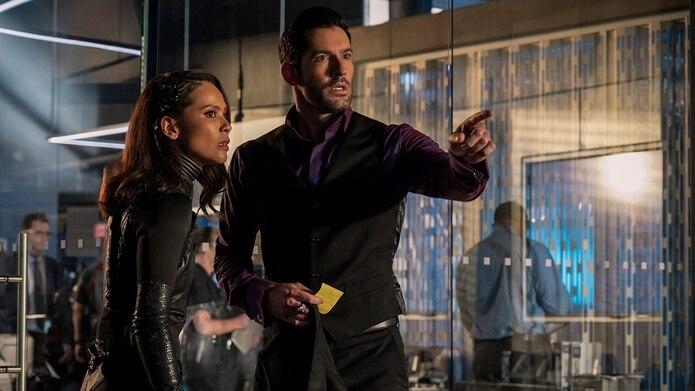 """""""Crucemos los dedos para que a la gente le encante. Si no les encanta el final, será decepcionante, pero no creo que sea lo más importante. Creo que toda la experiencia de ver 'Lucifer' durante seis temporadas es lo que se llevarán""""."""