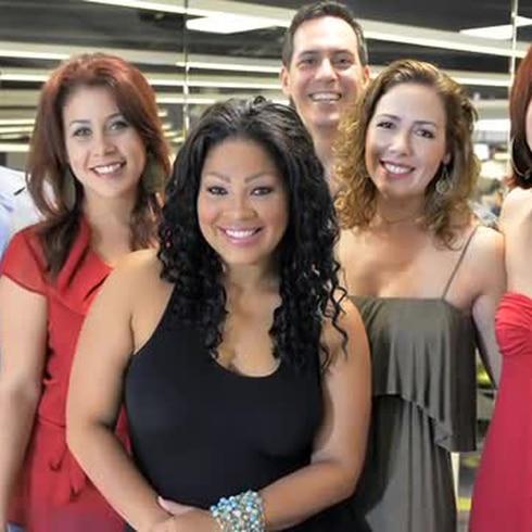Entrevista al elenco de 'La sagrada familia'