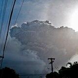 Cenizas del volcán La Soufriere se mantienen lejos de Puerto Rico
