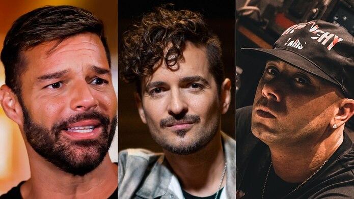 Ricky Martin, Tommy Torres y Wisin piden que se actúe para detener la violencia contra las mujeres en el país.