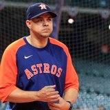 Con la clave del bateo de los Astros el boricua Alex Cintrón