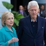 Llegan a Fortaleza los Clinton