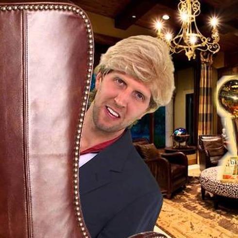 Dirk, Making Dallas Great!