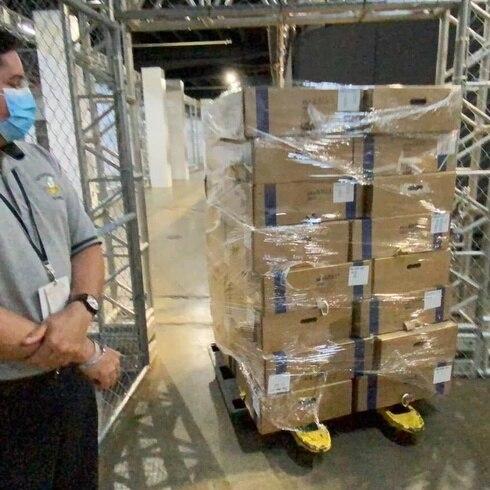 Así movieron los maletines con votos emitidos