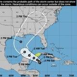 Depresión en el Caribe podría convertirse en la tormenta Zeta y empataría récord de 2005