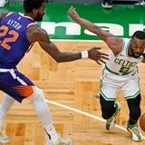 Kemba Walker y los Celtics superan a Phoenix