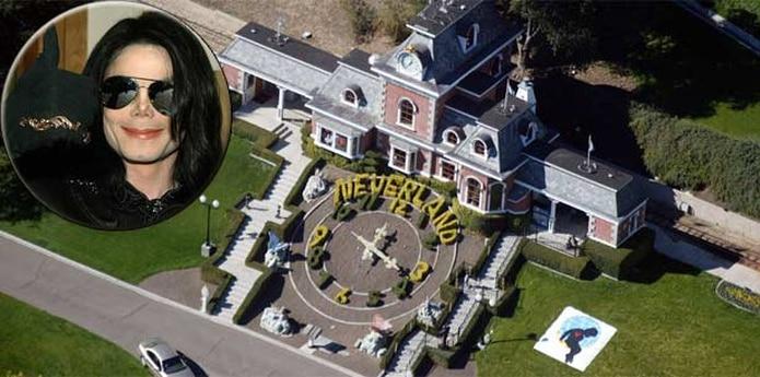 """El cantante adquirió la propiedad, anteriormente conocida como """"Sycamore Valley Ranch"""", en 1988 de manos del magnate de campos de golf William Bone por $17.5 millones. (Archivo)"""