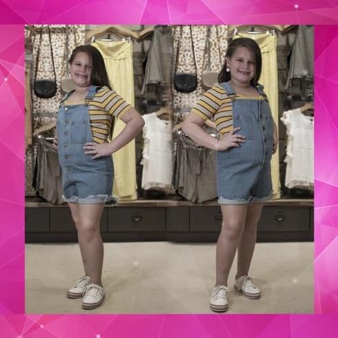 Bellas XL: ¿Buscando ropa para tu niña que es un poco llenita?