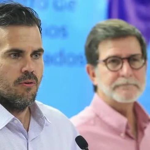 Ricardo Rosselló saca la cara por Wanda Vázquez