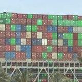 ¿Cómo desbloquearon el canal de Suez?