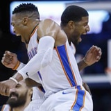 Russell Westbrook impone récord en triunfo del Thunder