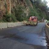 Se inician los trabajos de mitigación a corto plazo de la carretera 167
