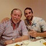 Productor Paco López sufre la pérdida de su papá