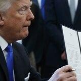 Trump ordena investigación  por supuesto fraude electoral