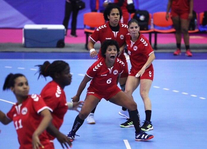 En la foto Sheila Hiraldo, capitana de la selección. (GFR Media)