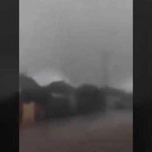 Tornado destruye 12 casas en República Dominicana