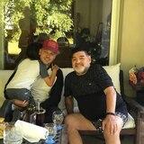 Residente se junta con Maradona