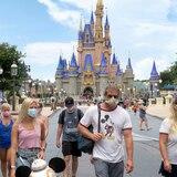 Disney World tendrá un sitio de pruebas de coronavirus para sus empleados