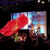 Arrasa Madison Anderson con el coquí y la flor de maga en Miss Universe
