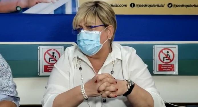 """María """"Mayita"""" Meléndez indicó que no sintió ninguno de los temblores que se han registrado."""