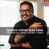 Glenn Monroig invita a su concierto virtual