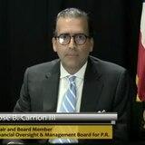 Mira cómo renunció José B. Carrión a la Junta Fiscal